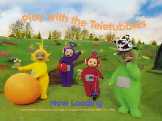 Screenshot Thumbnail / Media File 1 for Play with the Teletubbies [NTSC-U]